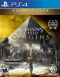 Assassin's Creed Origins Gold Edition Ps4 Digital