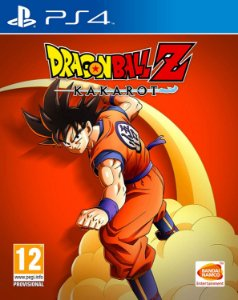 Dragon Ball Z Kakarot Ps4 Digital