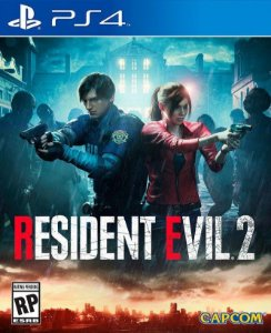 Resident Evil 2 Ps4 Digital