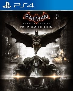 Batman Arkham Knight Premium Edition Ps4 Digital