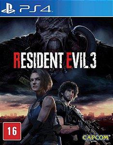 Resident Evil 3 Ps4 Digital