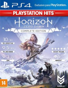 Horizon Zero Dawn Complete Edition Ps4 Digital