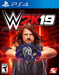 WWE 2K19 Ps4 Digital