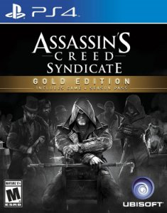 Assassin's Creed Syndicate Gold Edition Ps4 Digital