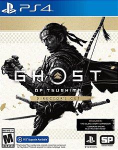 Ghost of Tsushima Versão do Diretor Ps4 Digital