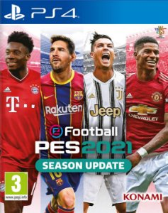 eFootball PES 2021 Season Update Ps4 Digital