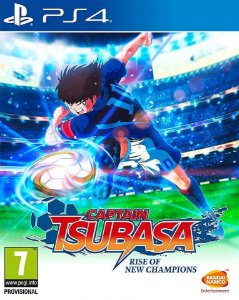 Captain Tsubasa Rise of New Champions Ps4 Digital