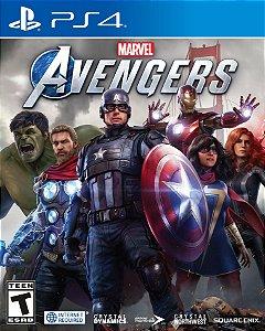 Marvel's Avengers Ps4 Digital