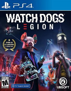 Watch Dogs Legion Ps4 Digital