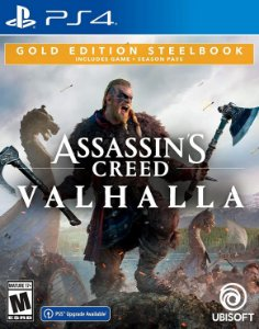 Assassin's Creed Valhalla Gold Edition Ps4 Digital