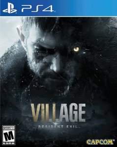 Resident Evil Village Ps4 Digital