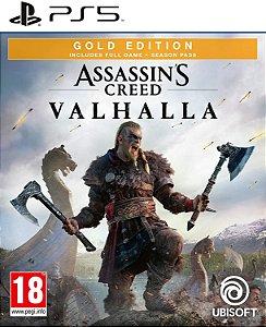 Assassin's Creed Valhalla Gold Edition Ps5 Digital