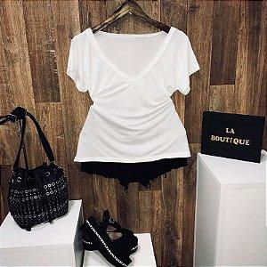 T-shirt Podrinha Branca