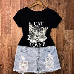 T-shirt  Cat Lover