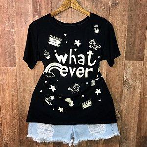 Camiseta Top What Ever