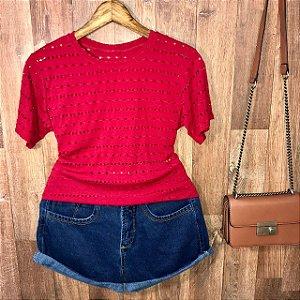 T-shirt Fashion Red