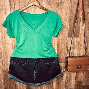 T-shirt Podrinha Verde