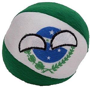 Paraná De Pelúcia Bolinha Paranáball PR Countryball