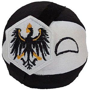 Prússiaball De Pelúcia Countryball