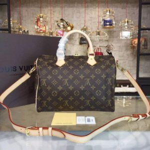Bolsa Louis Vuitton Speedy Bandouliere Monograma