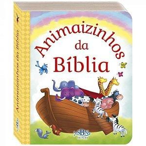 Livro Animaizinhos da Bíblia