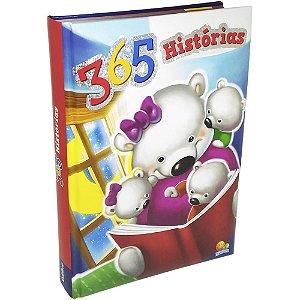 Livro 365 Histórias Infantil