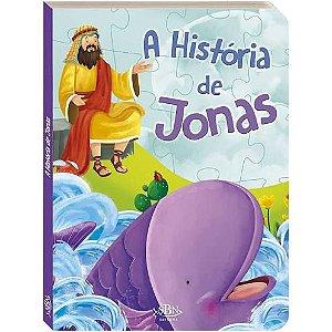 LIVRO AVENTURAS BIBLICAS HISTORIA DE JONAS