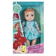 BONECA BABY PRINCESA ARIEL
