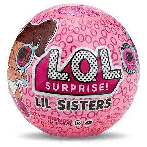 Boneca Lol Surprise Lil Sisters Candide