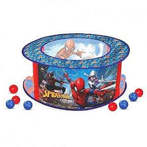 Piscina de Bolinhas Homem Aranha - Líder