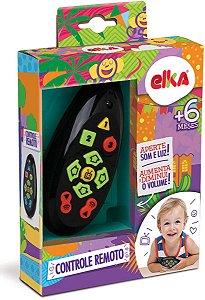 Brinquedo Para Bebe Controle Remoto c/ Sons - Elka
