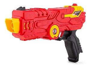 Lançador de Dardos Super Shot Modelo Dualfire - Polibrinq