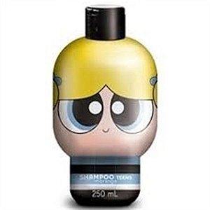 Shampoo Teens Morango - PowerPuff Girls - Lindinha - 250ml