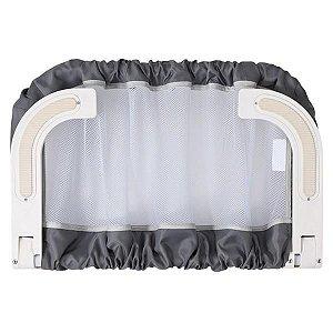 GRADE DE CAMA AJUSTAVEL PORTABLE BED RAIL.(NOVO)[36]