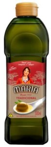 Oléo Composto De Soja E Oliva Maria Pet 500ml