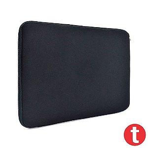 Luva Para Notebook 14 Polegadas Cor Preta