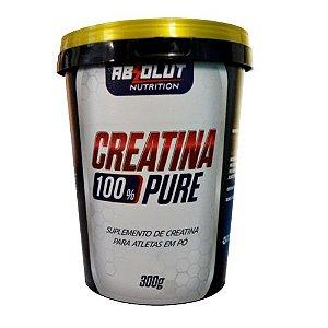 Creatina 100% PURE - Absolut 300g
