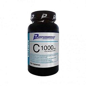 VITAMINA C 1000mg  - PERFORMANCE NUTRITION 100 cápsulas