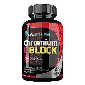 Chromium C-Block - Dynlab (90 cápsulas)