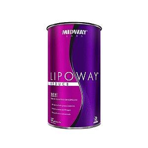LIPO WAY REDUCE 60 CÁPSULAS - MIDWAY