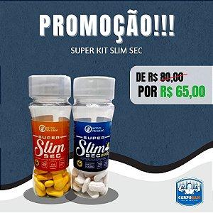 PROMOÇÃO KIT SUPER SLIM SEC