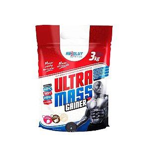 HIPERCALORICO ULTRAMASS - ABSOLUT NUTRITION (3 KG)