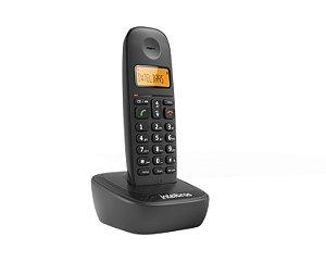 Aparelho Telefone Sem Fio TS 2510 Digital Intelbras expansível até 7 ramais