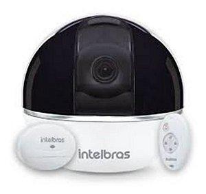 Câmera Ip 360° Intelbras Wi-fi Alarme Ic7