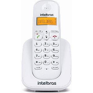 Ramal sem Fio Digital Intelbras TS 3111 Branco