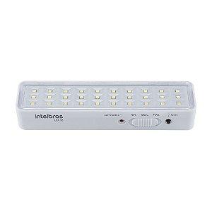Luminária De Emergência e lanterna Intelbras 100 Lumens LEA 101