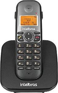 Telefone Sem Fio Intelbras Ts5120 Viva Voz Identificador