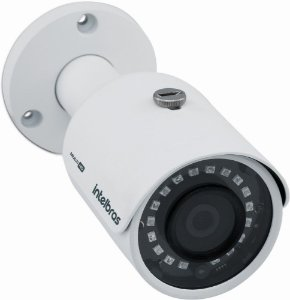 Câmera de segurança Noturna Colorida Intelbras VHD 5240 B Full HD 40 metros Starlight