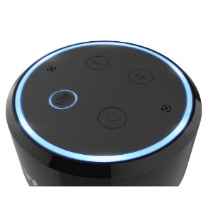 IZY Speak Mini Intelbras com Alexa Alto falante Inteligente comando de voz