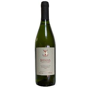 Vinho Branco Chardonnay Batalha Campanha Gaúcha 750 ml Edição limitada